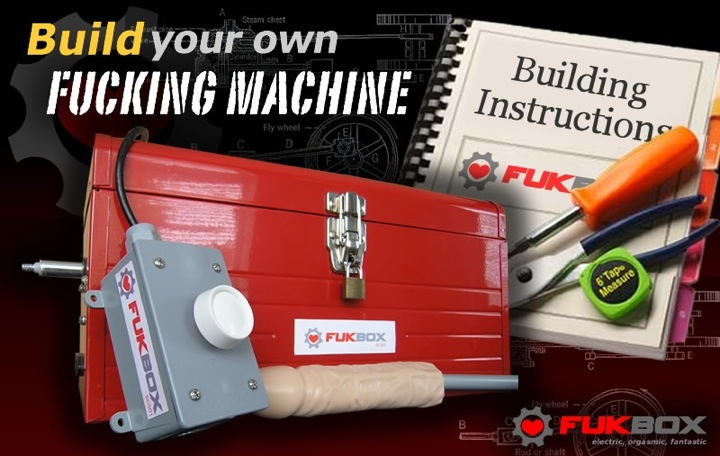 Build your own fucking machine